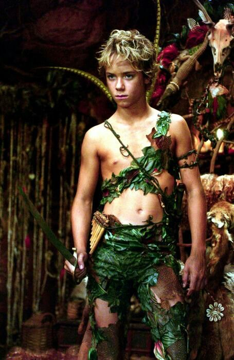 If you didn't have a crush on Peter Pan when you were a kid, you are either A) a liar, B) a dude, or C) an unfortunate individual with an incomplete childhood because you have never seen this movie.