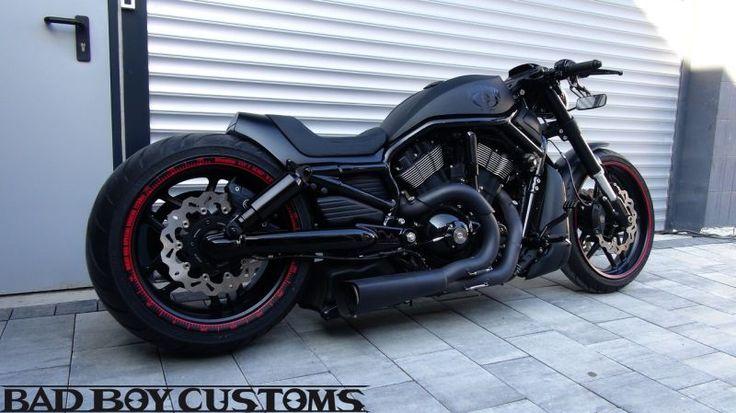 Harley Davidson Night Rod by Bad Boy Customs