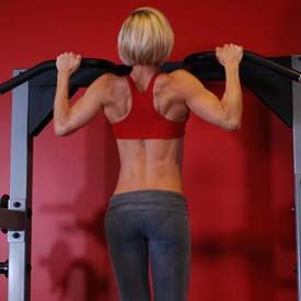 I love this article! It's on the benefits of female weight lifting. Very helpful :D