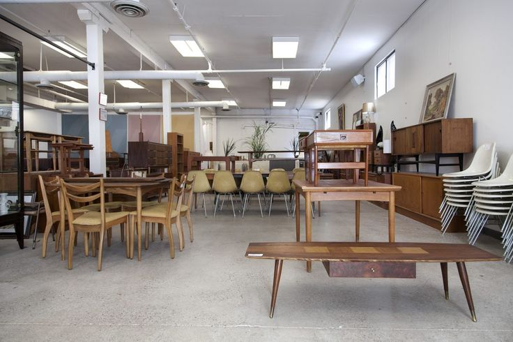 Vintage Furniture Stores in Toronto: GUFF - Focused on Mid-Century Modern and Danish Modern pieces, Good Used Furniture Finds is a gold mine for affordably-priced vintage furniture. #vintage #modern #guff #Toronto #design #furniture #retro#unique