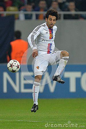 Mohamed Salah Editorial Photo
