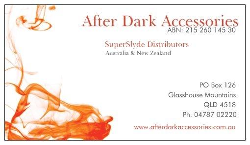 After Dark Accessories - SuperSlyde Distributors