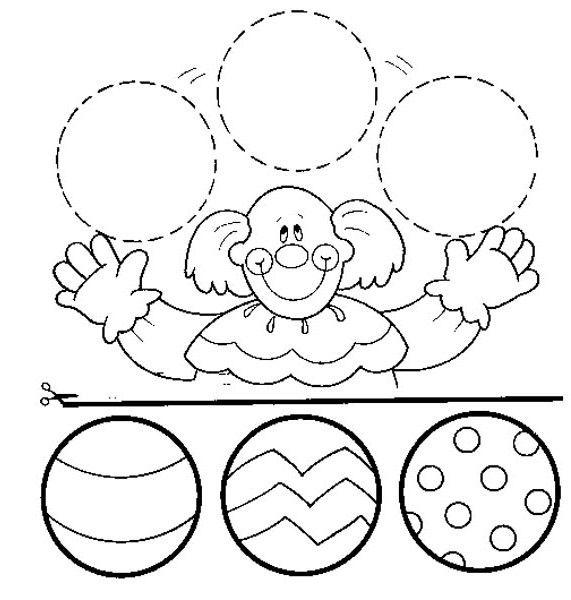 Actividades para niños preescolar, primaria e inicial. Fichas con manualidades para imprimir para niños de preescolar y primaria. Manualidades. 12
