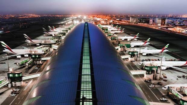 De internationale luchthaven van Dubai heeft in 2016, 83,6 miljoen bezoekers over de vloer gekregen, een nieuw record. De luchthaven b...