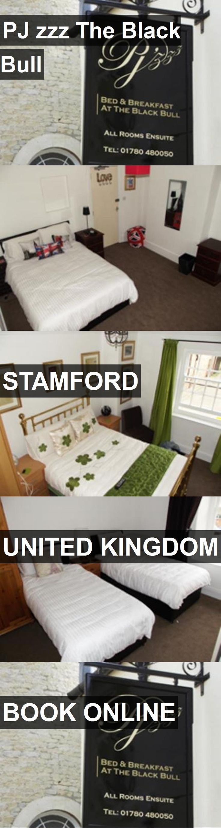 Hotel PJ zzz The Black Bull in Stamford, United Kingdom. For more information, photos, reviews and best prices please follow the link. #UnitedKingdom #Stamford #PJzzzTheBlackBull #hotel #travel #vacation