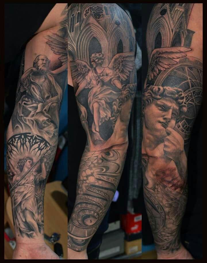 Florin zaharia tattoo on facebook tattoos for Shading tattoo pain