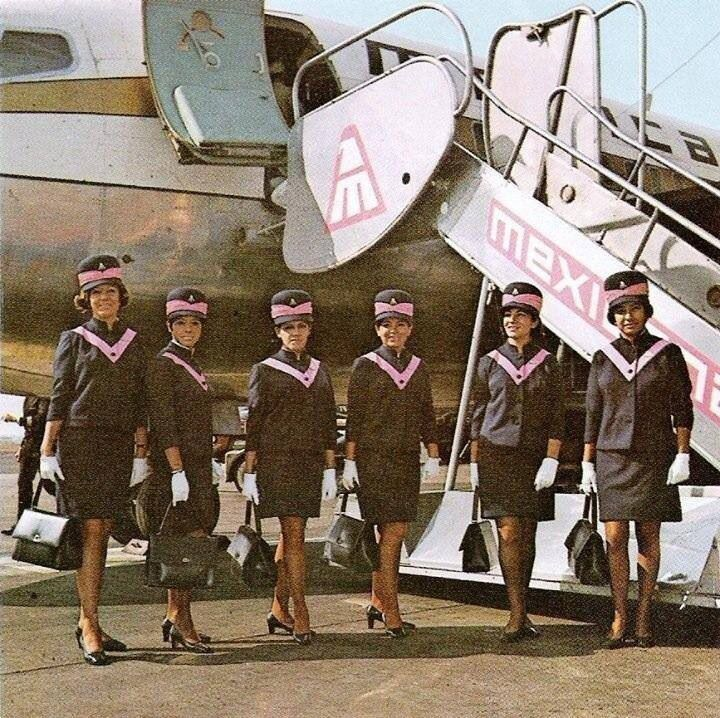 Mexicana Airlines - 1960's