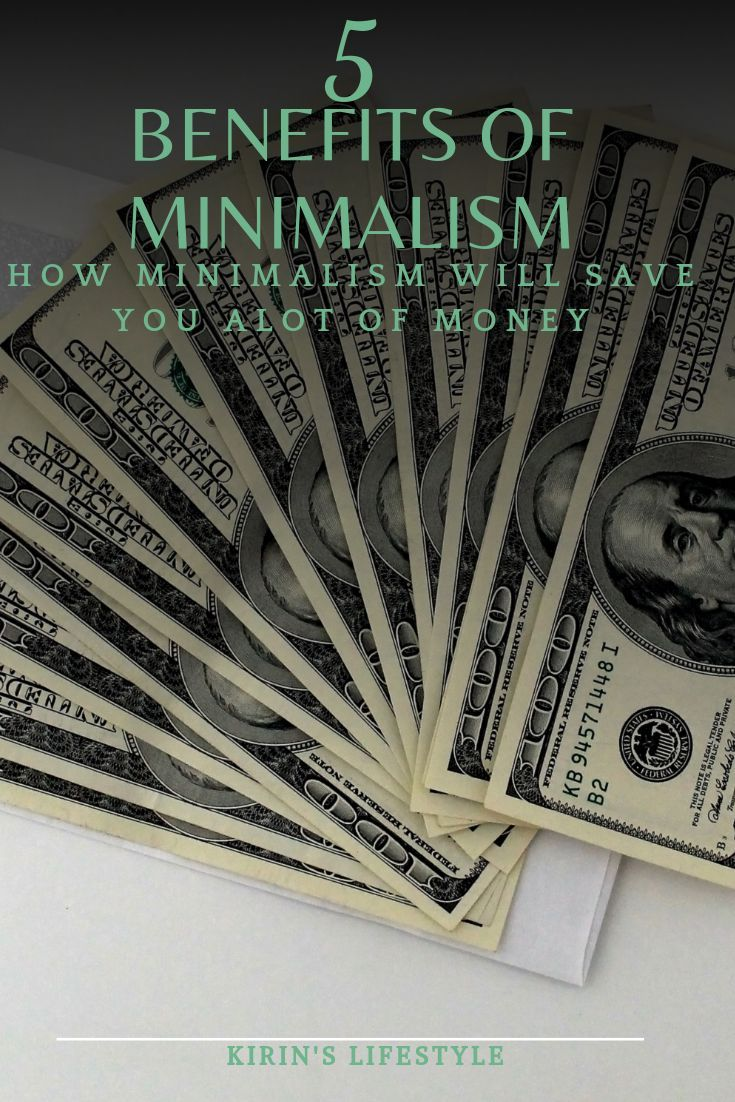 5 benefits of a minimalist lifestyle. How it can h…