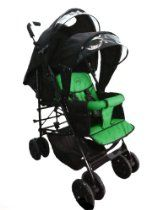 Buggys Double Tandem Pushchair stroller with 2 seat units fully reclining lie back at the  sc 1 st  Pinterest & 219 best Pushchairs. images on Pinterest | Strollers Car seat and ... islam-shia.org