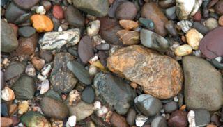 Wir sind steinreich! Steine, Steine – überall sind Steine - Klexer Oktober 2015