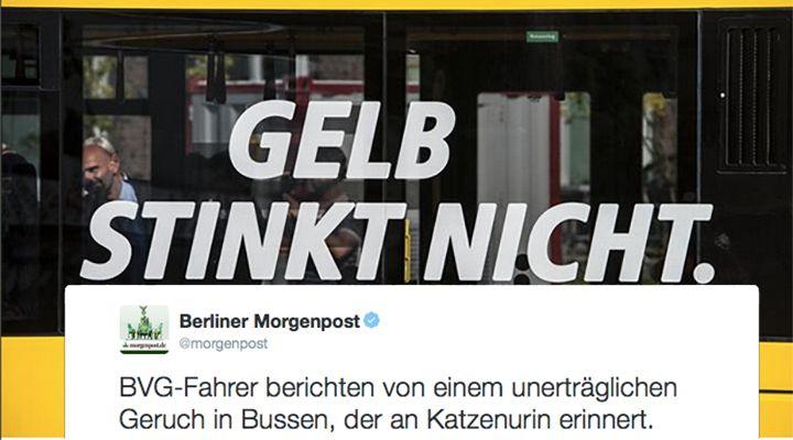 10 Dinge, die Berlinern an der BVG stinken - #Bahn, #BVG, #DeutscheBahn, #UBahn http://www.berliner-buzz.de/10-dinge-die-berlinern-an-der-bvg-stinken/