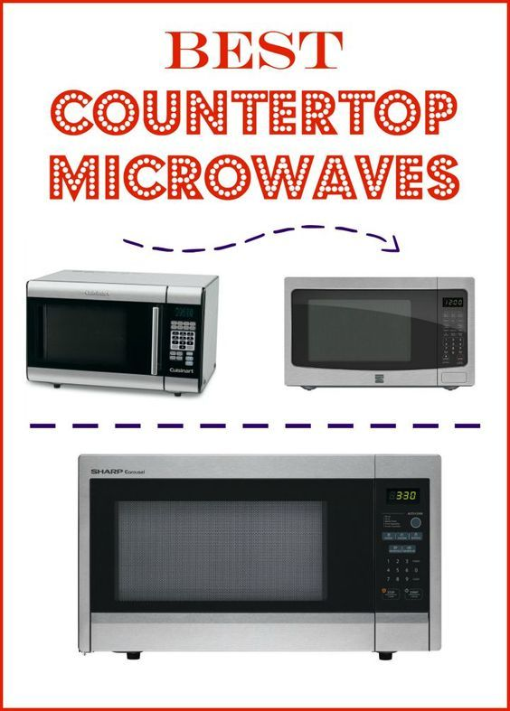 Whether you're shopping for a new apartment or replacing an old unit, check out our guide to choosing the best countertop microwaves for your home!