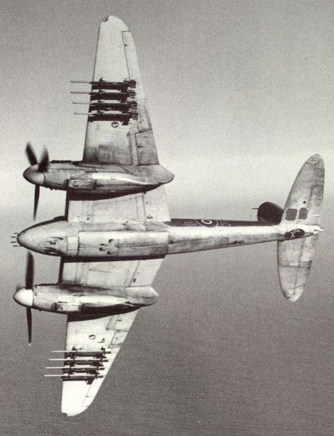 Mosquito - one of the finest aircraft of WW2!