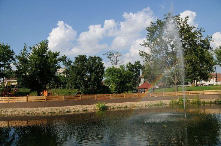 Park of Érdliget - Érd, Hungary