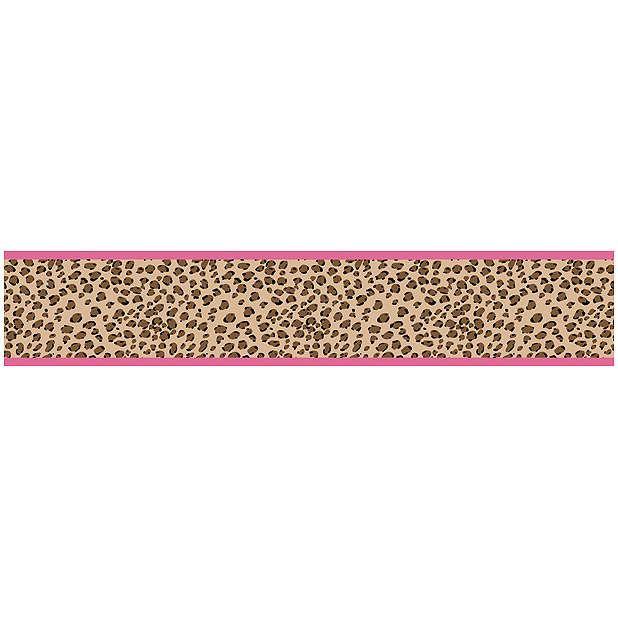 Pink and brown cheetah wallpaper - photo#28