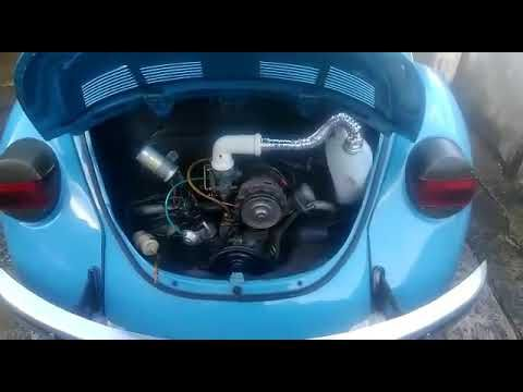 b44cc79d7c9 Fusca vapor de gasolina