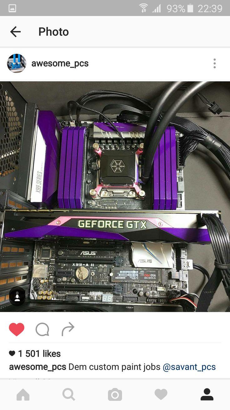 Pin auf PCs