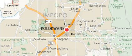 Accommodation in Polokwane