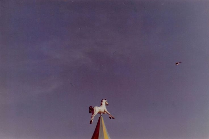 Il paese dei balocchi - Luigi Ghirri, 1974.
