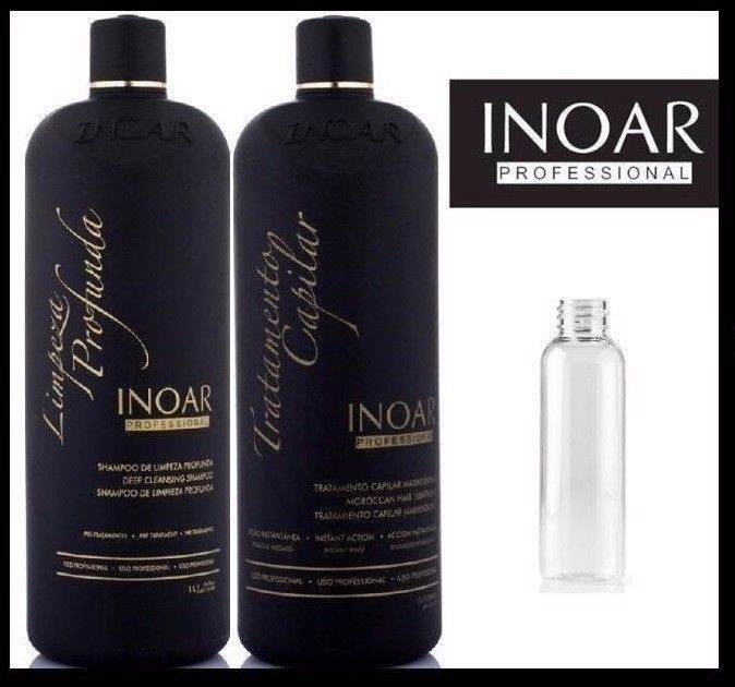 Relaxers and Straightening Prod: Inoar Moroccan Brazilian Keratin Treatment Blow Dry Hair 500Ml Kit Offer!!!!! -> BUY IT NOW ONLY: $36 on eBay!