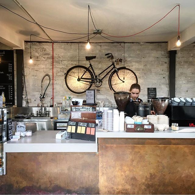 Steampunk Coffee by @derekhillarch
