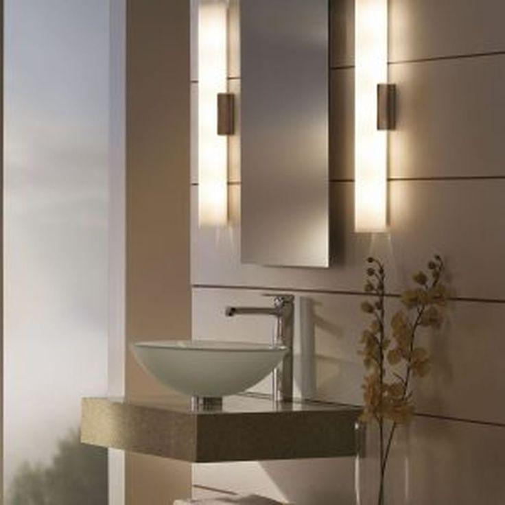 Awesome 55 Gorgeous Bathroom Vanity Mirror Design Ideas. More at https://trendecorist.com/2018/02/20/55-gorgeous-bathroom-vanity-mirror-design-ideas/