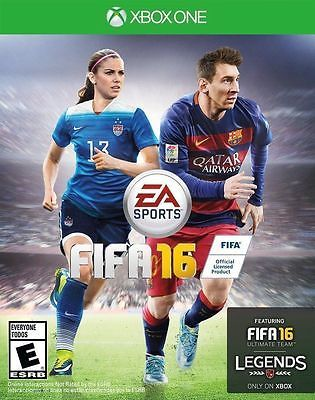awesome New-sealed FIFA 16 Microsoft Xbox One - For Sale View more at http://shipperscentral.com/wp/product/new-sealed-fifa-16-microsoft-xbox-one-for-sale/