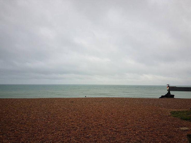 Seaside #hastings #seafront