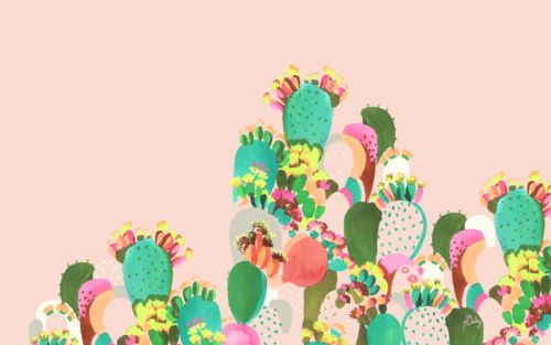 Helen Dealtry's Desktop Wallpaper design for Design*Sponge (for personal use only)
