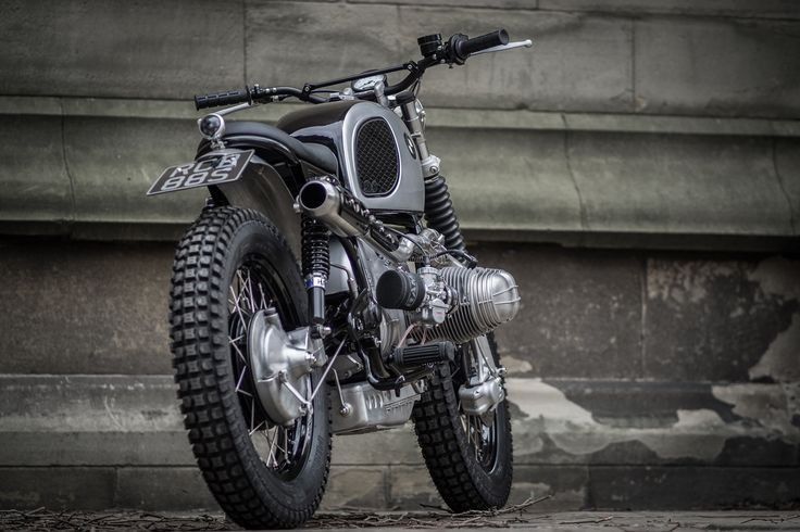 Down & Out BMW Scrambler http://thebikeshed.cc/2014/04/17/down-out-bmw-scrambler/