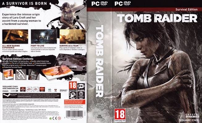 Tomb raider 2013 Review    Weve seen Lara Croft in many forms over the years from busty action-heroine to Atlantean explorer to wise-cracking aristocrat. But weve never seen her like this before. Crystal Dynamics' newTomb Raidersees a young Lara on her first expedition shipwrecked and stranded on an island bristling with danger pushed to the limits of her ingenuity and will to survive. Over the course of the game we see this intelligent resourceful young woman become something closer to the…