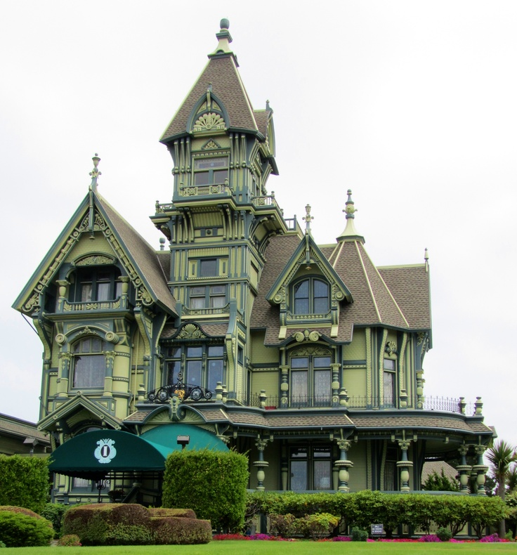 17 best images about house carson on pinterest queen for Eureka ca cabins