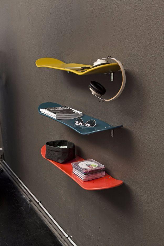 16 super cool DIY decoration ideas for the boys room  – Interior | Kids Room