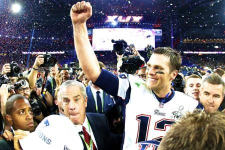 Super Bowl 2015 MVP: Key Stats, Twitter Reaction and More for Tom Brady