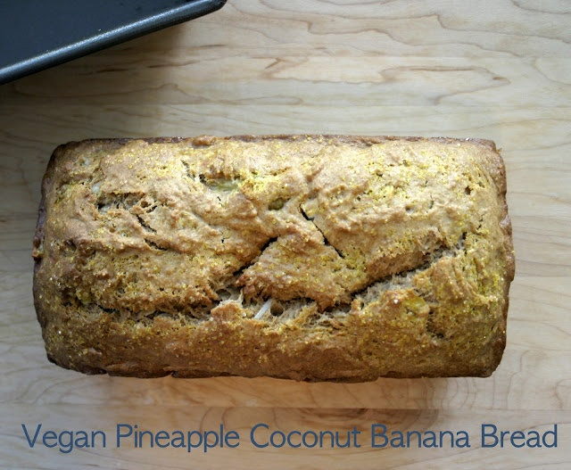 banana bread banana coconut bread coconut lemon banana bread vegan ...