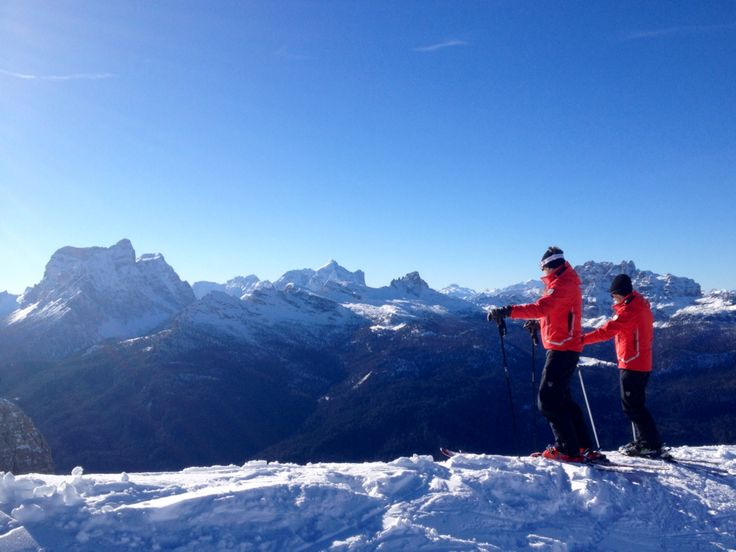 Always in love with this stunning view! Monte Faloria - Cortina d'Ampezzo - Dolomites