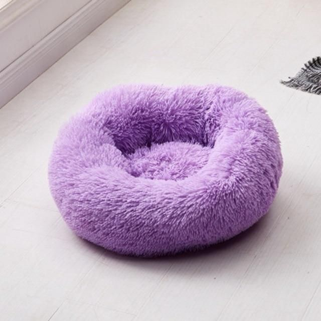 Deluxe Plush Pet Bed Dog Pet Beds Cat Bed Soft Dog Beds