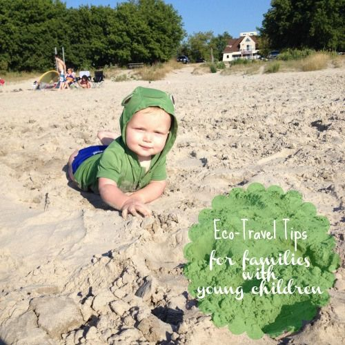 eco travel tips for families with young children