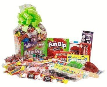 Mother's Day Nostalgic Candy Gift Bag