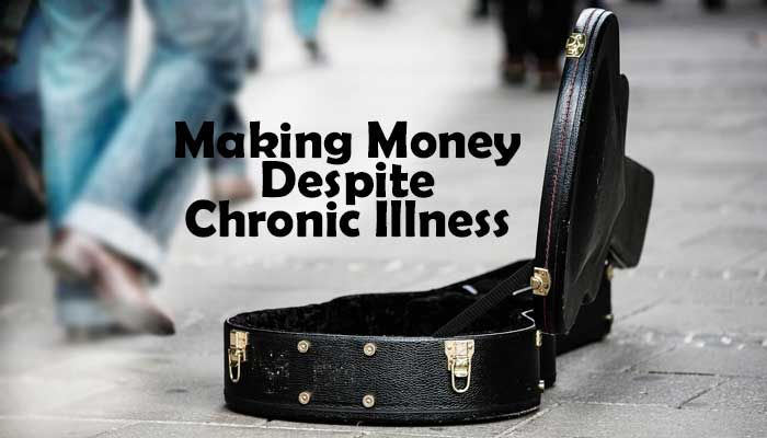 How do you continue working with chronic illness? Can you make a living freelancing with disabilities?