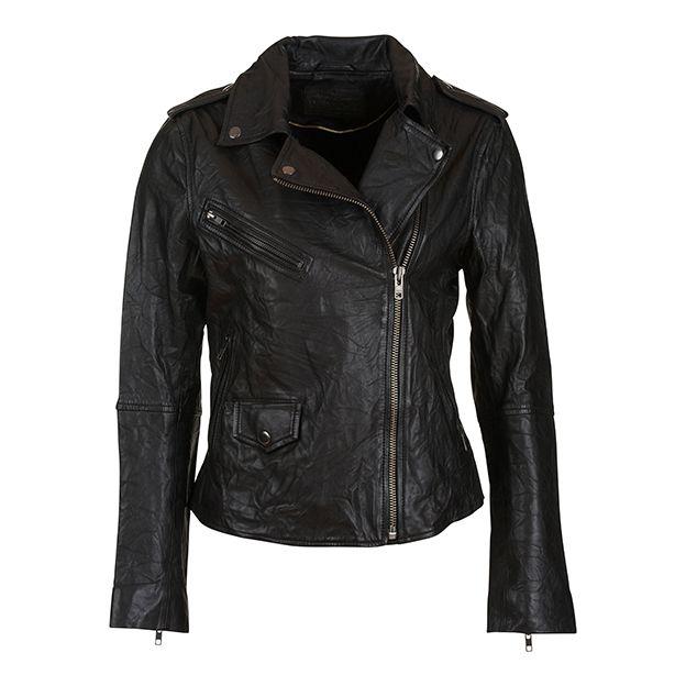 Biker jacket // 11752 (front)