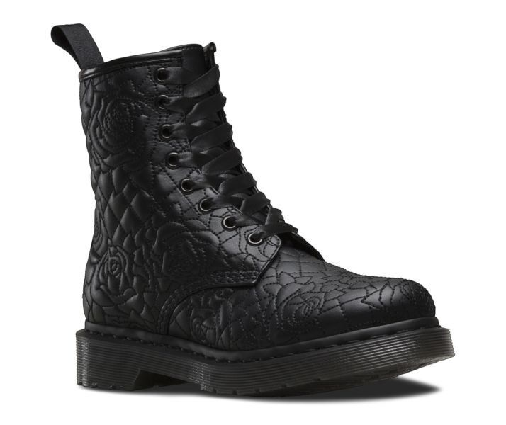 Dr. Martens DM BRAUSE BLACK MATTE - 28150