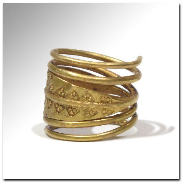 Viking gold ring VIKING FINGER RINGS Pinterest