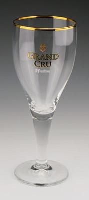 St. Feuillien Grand Cru Glass | Belgian Beer Glass