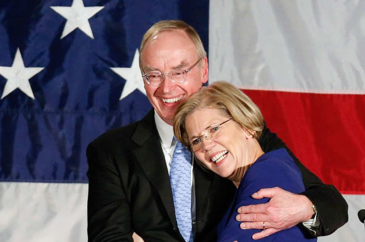 Today's Feminist Fairy Tale: Elizabeth Warren proposed to her husband, cementing her status as the IRL Leslie Knope