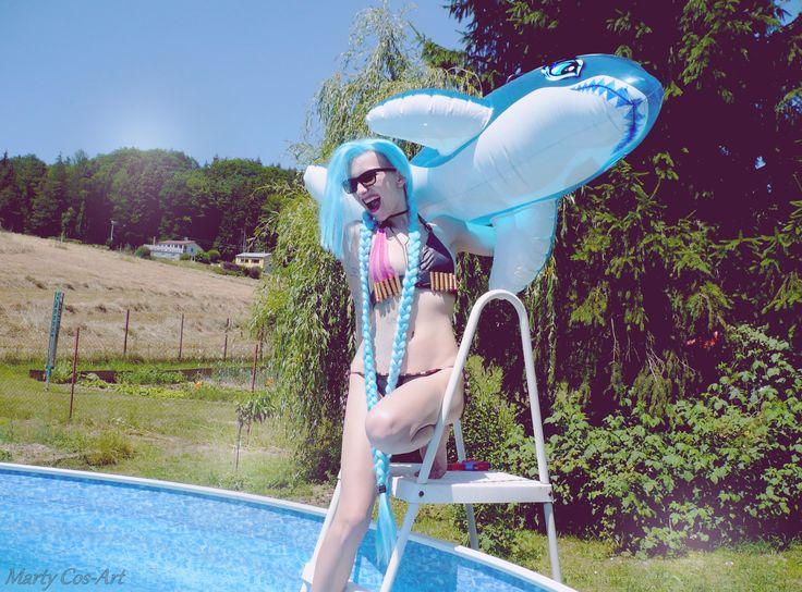 Pool Party Jinx