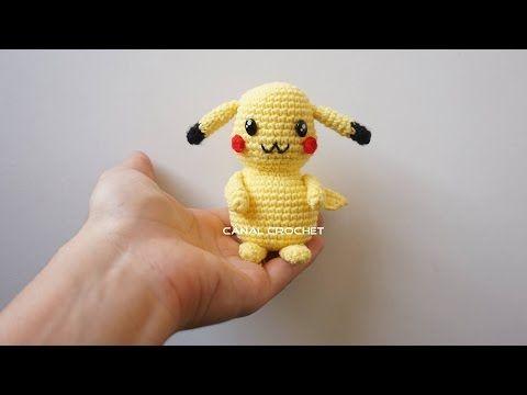 Tutorial Amigurumi Cerdito : Best amigurumi pokemon images crochet granny