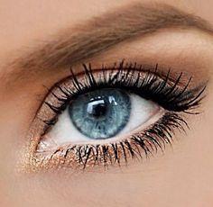 Everyday Copper Eye