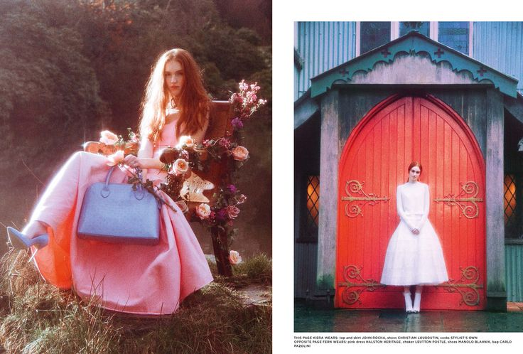 Photo shoot at The Chapel at Walcot Hall, Shropshire for Suitcase magazine