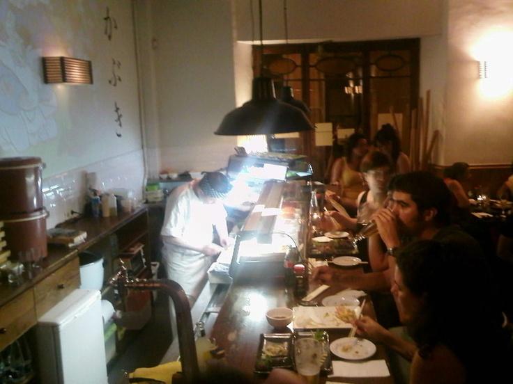 Kibuka japonese restaurant - Barcelona
